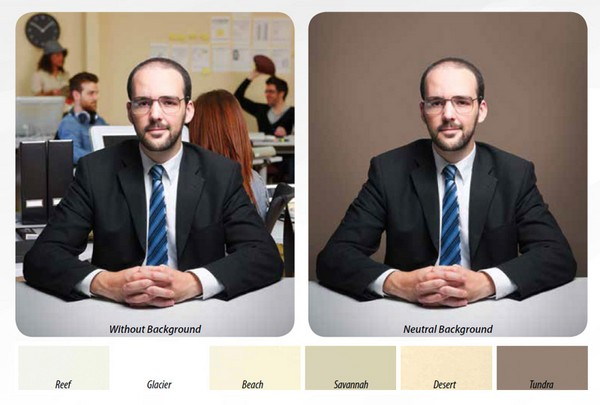 Video Conferencing Neutral Backgrounds