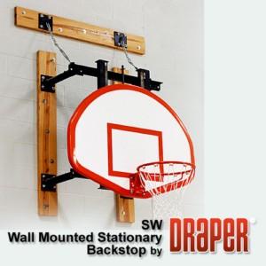 Wall Mounted Basketball Backstops