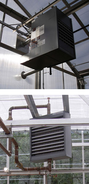 Greenhouse Heating Systems