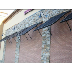 Architectural Shade Products - ASP Bahama Shutter Awnings