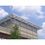 Architectural Shade Products - ASP Extruded Aluminum Sunshades