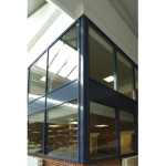 Aluflam North America - Fire-Rated Aluminum Curtain Walls