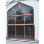 Bovard Studio Inc. - Hurricane Glazing for Stained Glass Windows