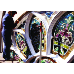 Bovard StudioInc. - Protective Covering for Stained Glass Windows