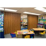 Won-Door Corporation - DuraSound™ and DuraFlex™ - Accordion Folding Partitions
