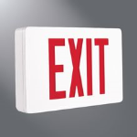 Eaton Lighting Solutions - CX Series - Exit Signs