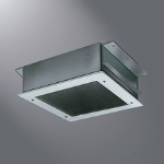 Eaton Lighting Solutions - ICP Recessed Concrete Pour - Indoor Ceiling/Wall Mount Lighting