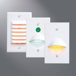 Eaton Lighting Solutions - MCL, MSN, MHN, MLN Nightlights LED - Wall Mount