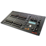 "Eaton Lighting Solutions - Jester 12/24 19"" Rack Mount - Consoles/Desks"