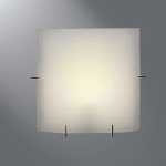 Eaton Lighting Solutions - Wall Mount Lighting - H2522, H2523 Etchings Square Wall Sconces