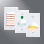 Eaton Lighting Solutions - Wall Mount Lighting - MCL, MSN, MHN, MLN Nightlights LED