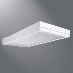 Eaton Lighting Solutions - Linear Lighting - Troffer - CFG Recessed Grid Cleanroom, Overlapping Door