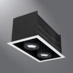 Eaton Lighting Solutions - Multi-Lamp Lighting - Recessed - RSA-MRZ-2 Head