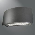 Eaton Lighting Solutions - Outdoor Lighting - Wall Mount - ENC Entri Round Clean LED