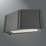Eaton Lighting Solutions - Outdoor Lighting - Wall Mount - ENT Entri Triangle Reveals LED