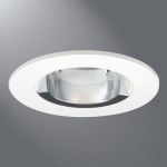 "Eaton Lighting Solutions - 4 Inch LED Trims- H4 LED Gen 2 - TL409 4"" H4 Wall Wash with Reflector and Trim Ring"