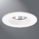 "Eaton Lighting Solutions - 4 Inch LED Trims- H4 LED Gen 2 - TL422 4"" H4 Polymer Shower Trim"