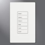 Eaton Lighting Solutions - Room Based Lighting Control - Scene Wallstation