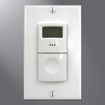 Eaton Lighting Solutions - Digital Wall Switch Timer