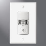 Eaton Lighting Solutions - NeoSwitch - Dual Tech RR7 Compatible Wall Switch Sensor