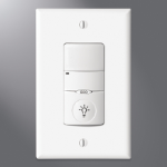 Eaton Lighting Solutions - NeoSwitch - PIR Low Voltage Wall Switch Sensor