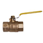 Dormont - Series FV - Full Port Gas Ball Valves for Commercial Applications