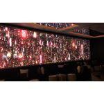Galaxy Glass & Stone - Digital Wall with Pure Transmirror