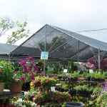 Hendee Enterprises Inc. - Gable Style GroZone Module - Garden Shade Temporary Structures