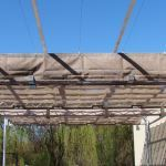 Hendee Enterprises Inc. - Retractable Truss Structure - Garden Shade Structures
