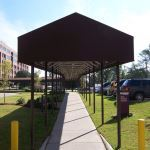 Hendee Enterprises Inc. - Walkaway Canopies
