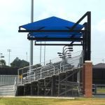Hendee Enterprises Inc. - Cantilever Shade Structures - Full Cantilever