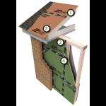 Huber Engineered Woods - ZIP System® Roof & Wall Sheathing