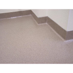Key Resin Company - Key Quartz B-195 Green Flooring System