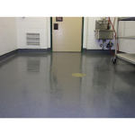 Key Resin Company - Key MMA Elastomeric Chip Flooring System