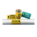 Marking Services, Inc. - Adhesive Roll MS-900 Pipe Markers