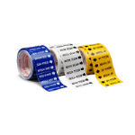 Marking Services, Inc. - MS-900 Medical Gas Pipe Markers