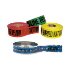 Marking Services, Inc. - Underground Warning Tape and Detectable Underground Warning Tape