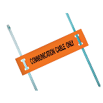 Marking Services, Inc. - MS-215 Cable Tray Markers