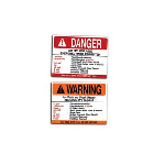 Marking Services, Inc. - MS-478 with MS-1000 Arc Flash Labels