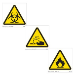 Marking Services, Inc. - International Safety Warning Signs