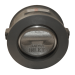 Mueller Steam Specialty - 1605 - Class 600, RF Carbon Steel or Stainless Steel Chexter™ Pivot Check Valves