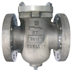 Mueller Steam Specialty - 186-SS - Class 300 Cast Stainless Steel Flanged End Basket Strainers