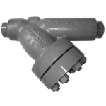 Mueller Steam Specialty - 765M-SS-WE - Class 900 Cast Stainless Steel Butt Weld End Y Strainers