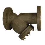 Mueller Steam Specialty - 782-SS - Class 300 Cast Stainless Steel Flanged End Y Strainers
