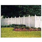 Country Estate Fence, Deck and Railing - Vinyl (PVC) Fencing