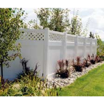 Country Estate Fence, Deck and Railing - Hollingsworth IIA Privacy Fence - Hurricane Zone Fencing