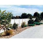 Country Estate Fence, Deck and Railing - Lakeland IIA Privacy Fence - Hurricane Zone Fencing