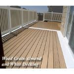 Country Estate Fence, Deck and Railing - Vinyl (PVC) Decking