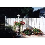 Country Estate Fence, Deck and Railing - Denver - Privacy Style Vinyl Fencing