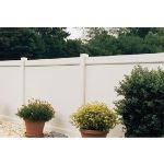 Country Estate Fence, Deck and Railing - Lakeland - Privacy Style Vinyl Fencing